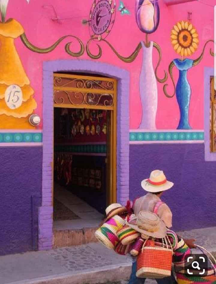 Viaggio di Nozze in Messico - 1