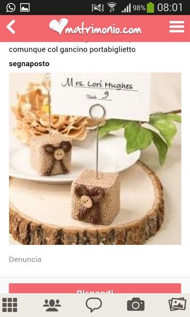 Matrimonio Tema Legno : Diy matrimonio a tema legno e juta fai da te forum