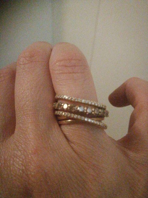 Scopri qual è l'anello perfetto per te - Il risultato 10
