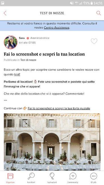 Fai lo screenshot e scopri la tua location 23