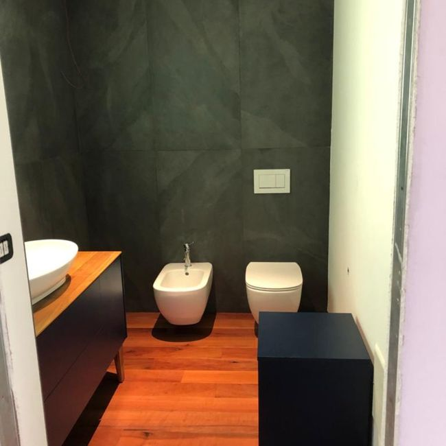 Mi fate vedere i vostri bagni? 3