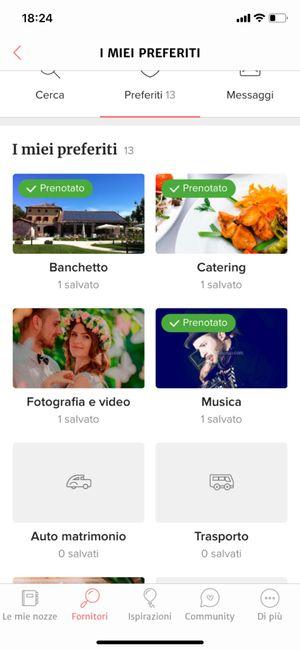 Condividi lo screenshot dei tuoi fornitori 11