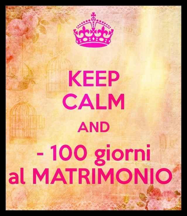 - 100 giorni!!!
