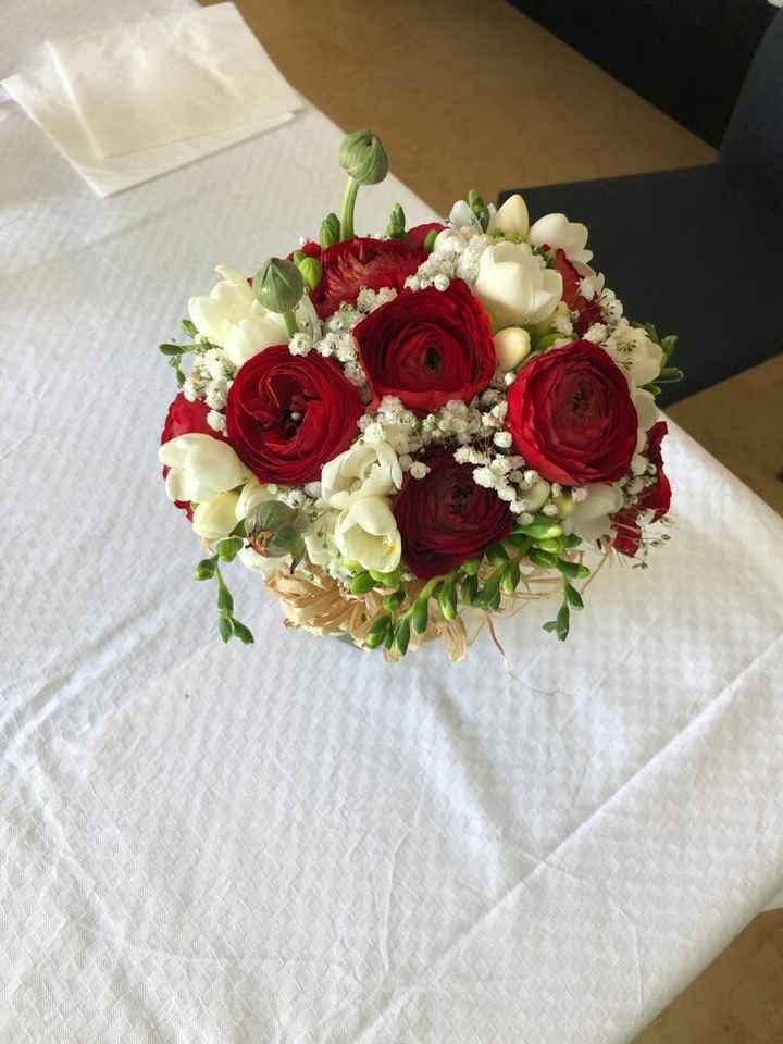 Aiuto bouquet!!! (colore matrimonio Rosso) - 1