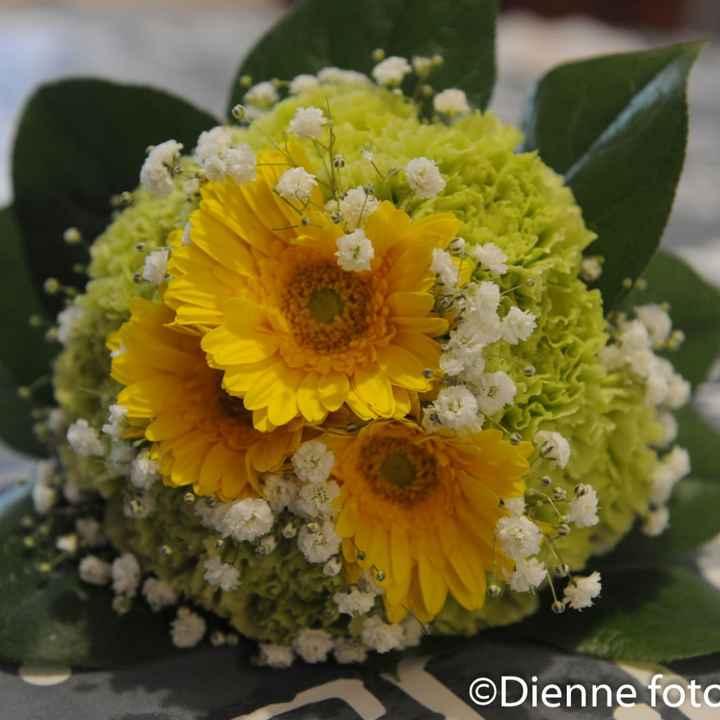 Bouquet sposa e secondo bouquet - 2