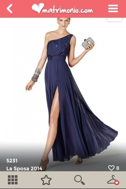 0d1ec80d9a18 Vestiti eleganti per la sorella della sposa – Modelli alla moda di ...