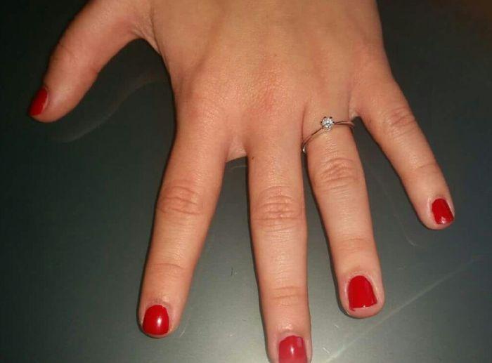 Ecco l'anello!!❤️ - 1