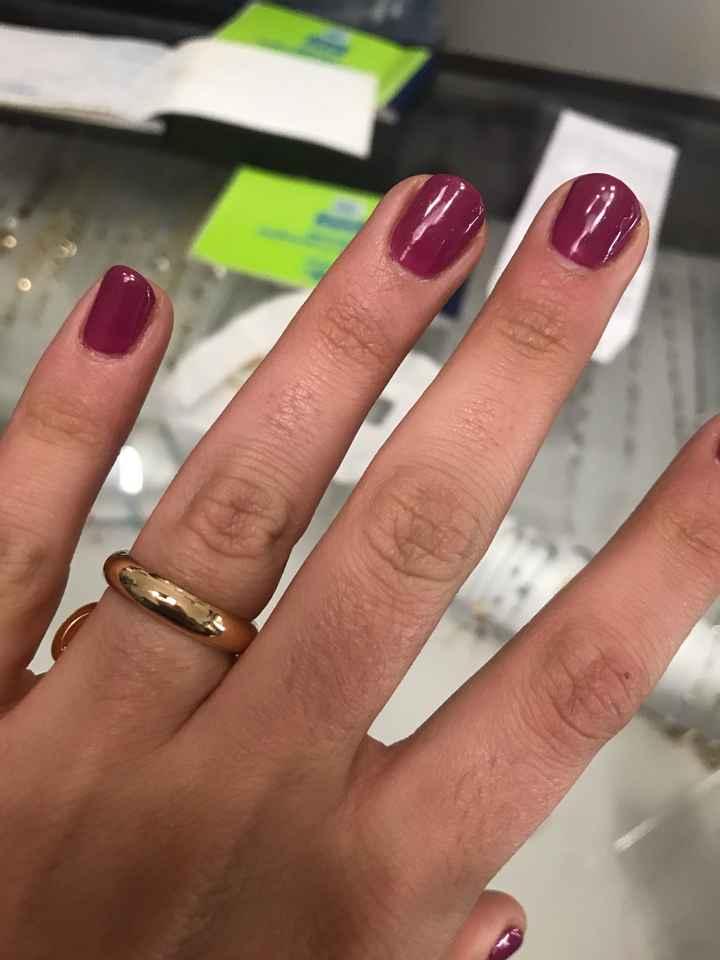 Anello fidanzamento e fede - 2