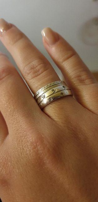 i miei anelli ! Mostratemi i vostri 💎💍❤ 17