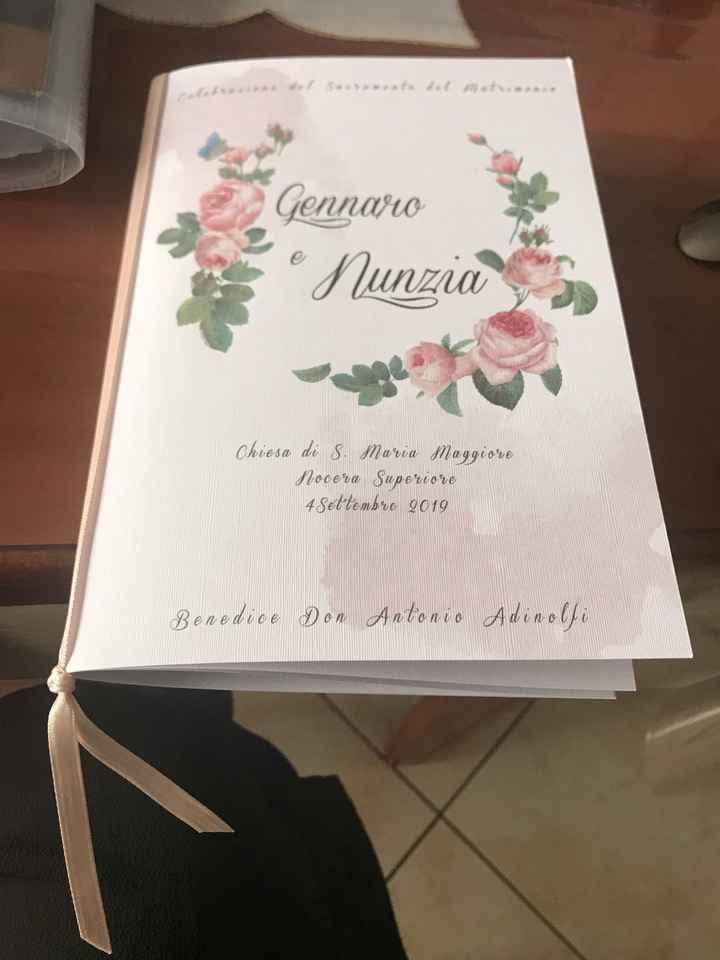 Libretti messa pronti - 1