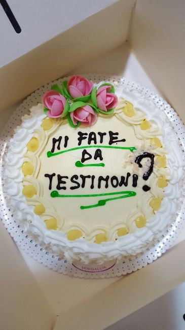 Mamme testimoni di nozze organizzazione matrimonio forum - Idee regalo matrimonio testimoni ...
