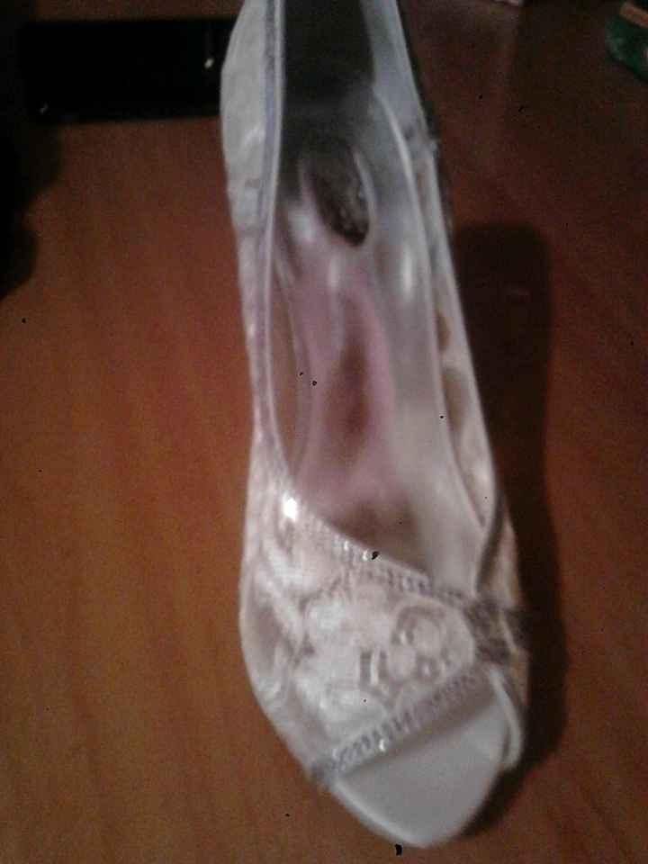 Ecco le mie scarpe le adoro  sono stupende - 1