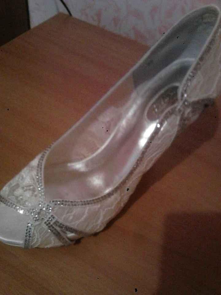 Ecco le mie scarpe le adoro  sono stupende - 2