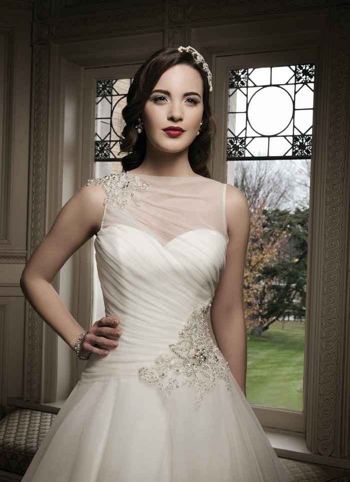 L'abito dei sogni delle sposine 2015 - 1
