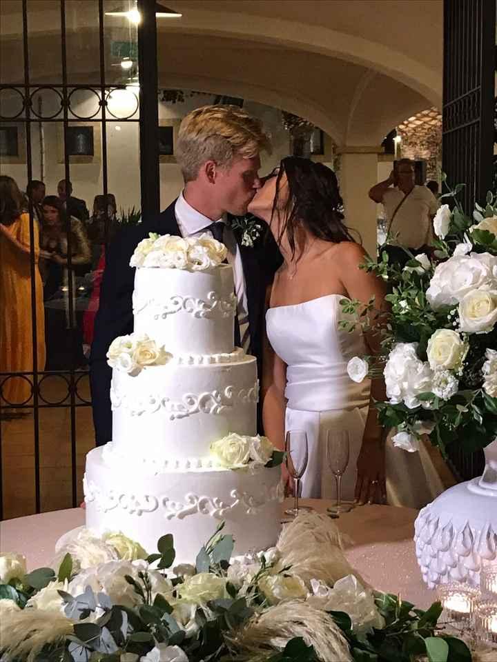 Wedding cake: quale dovreste scegliere? 2