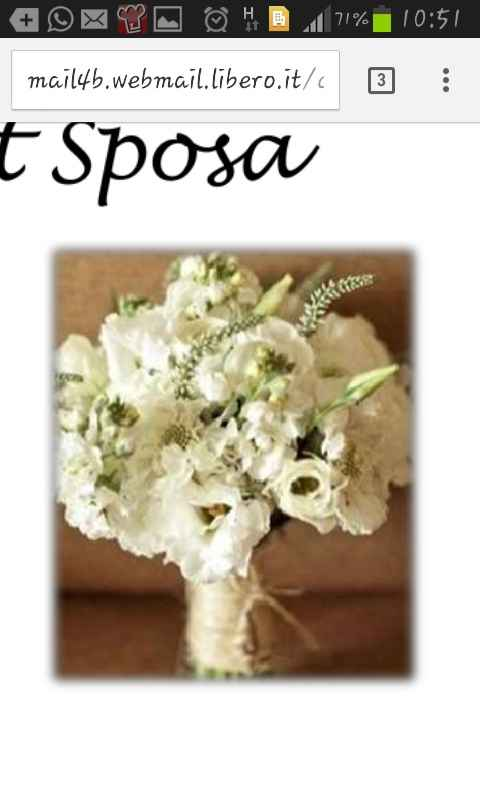 E i vostri bouquet??? - 1