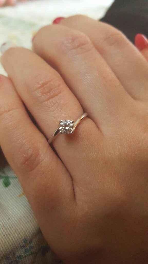 E proposta con anello fu...... - 1