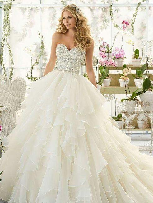 654067ce43e0 Help abito sposa! ragazze di palermo e province ho bisogno di voiiii ...