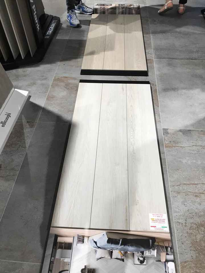 Pavimento effetto legno - 1