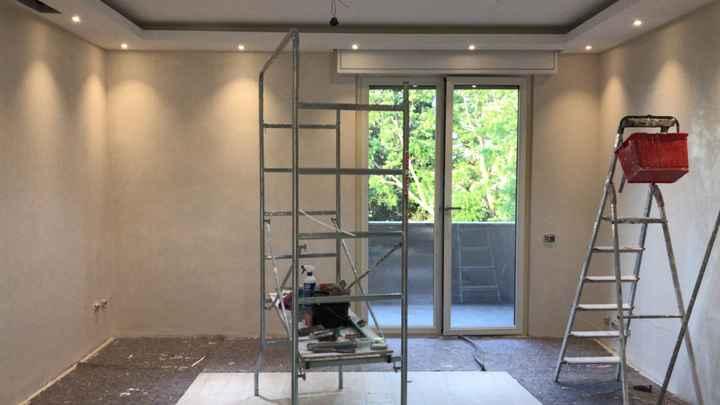Colori pareti open space - 1