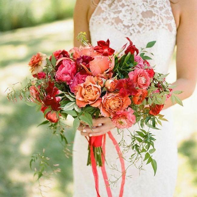 Quali sono i colori protagonisti del vostro matrimonio? ❤️🧡💛💚💙💜 10