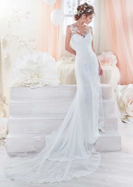 eec4927bd0f8 Prezzo Nicole Colet Coab18260 - Moda nozze - Forum Matrimonio.com