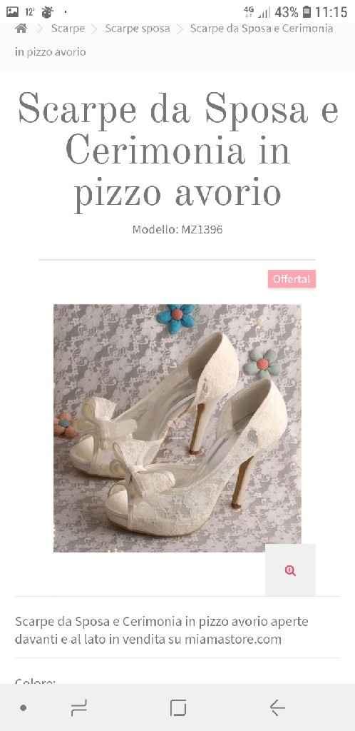 Info scarpe - 2