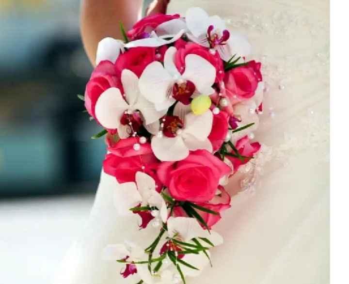 Bouquet total white - 1
