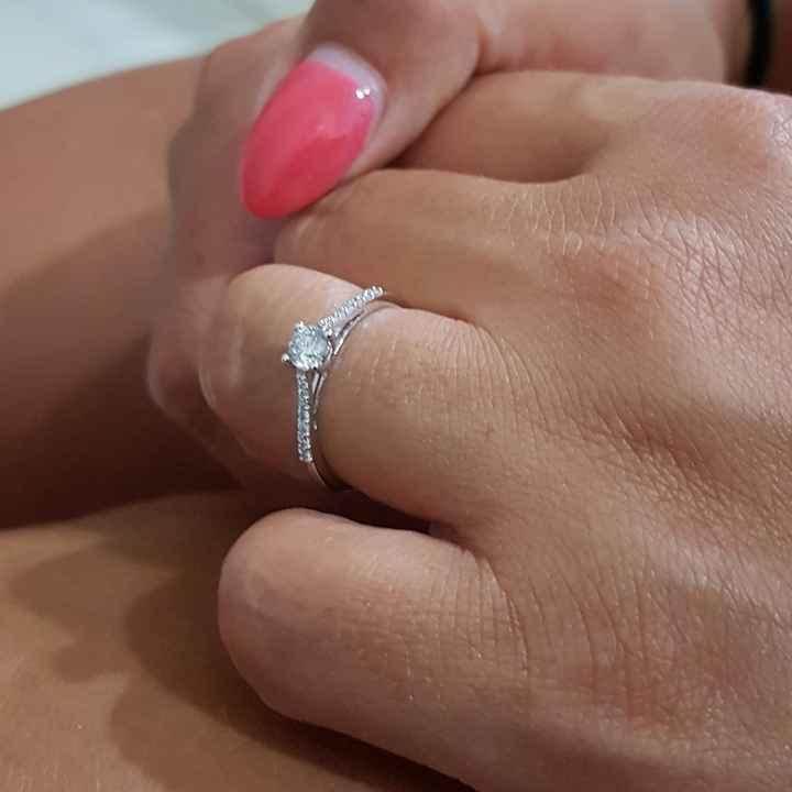 Anelli di fidanzamento - 2