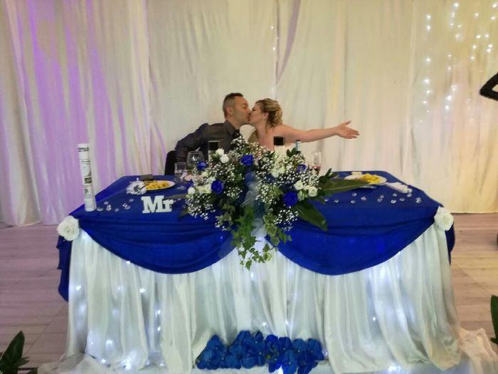 Matrimonio Tema Blu E Bianco : Tema matrimonio bianco e blu organizzazione matrimonio forum