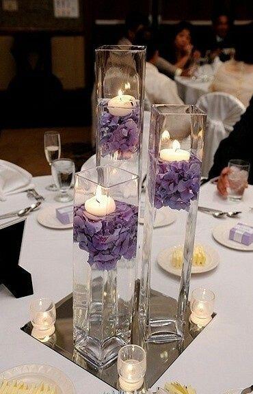 Centrotavola matrimonio organizzazione matrimonio for Addobbi tavoli matrimonio con candele