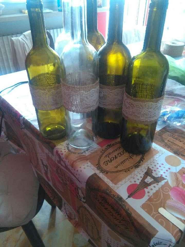 Matrimonio tema vino - 11