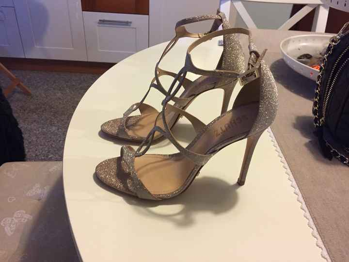Quali scarpe di nozze scegliere? - 2