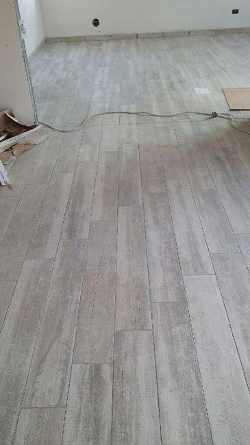 Pavimento senza fughe pavimento decorativo senza fughe for Piastrelle 2 mm