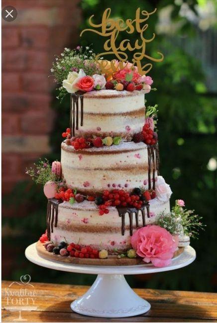 La torta! 5