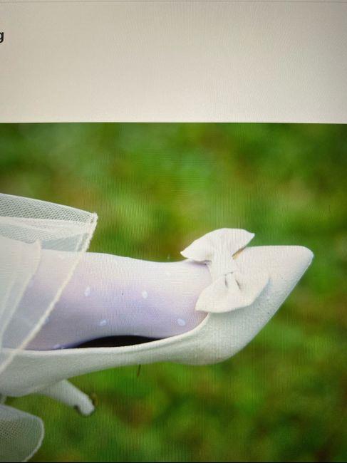Scarpe da sposa con cinturino? 2