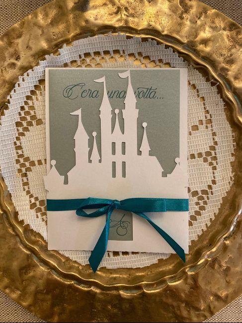 Spose.... condividete le vostre partecipazioni!! 😍😍 4