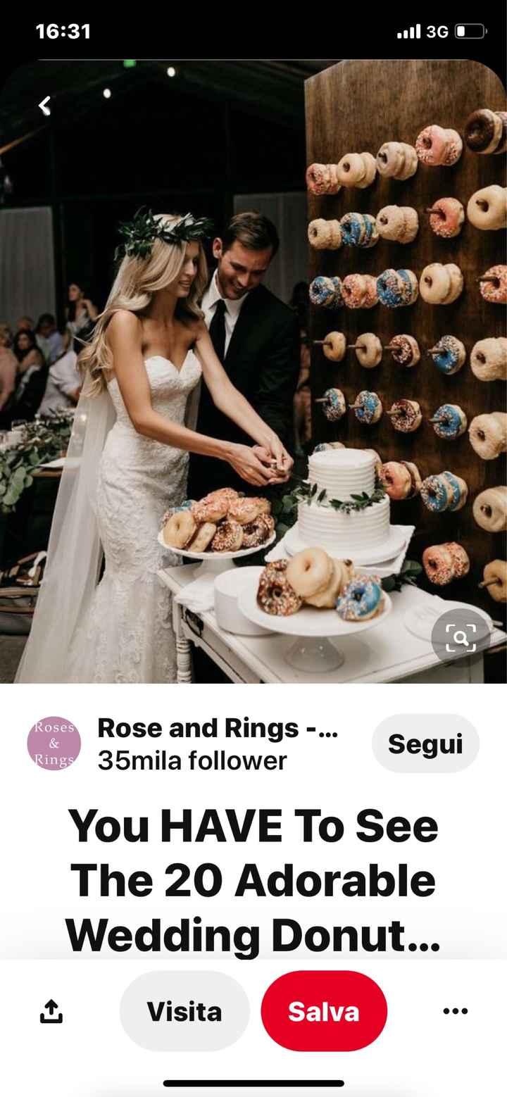 Questo donuts bar: è adatto o no alle tue nozze? - 1