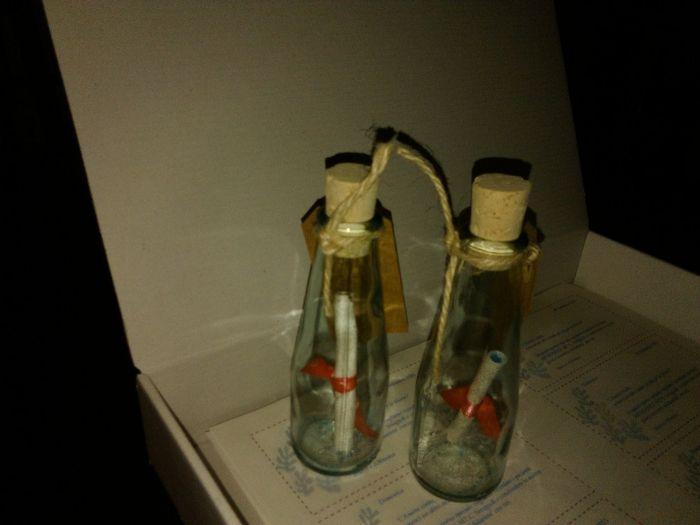 Bottigliette!