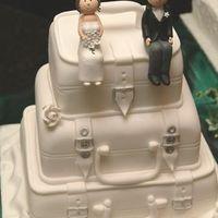 Torta/valigia