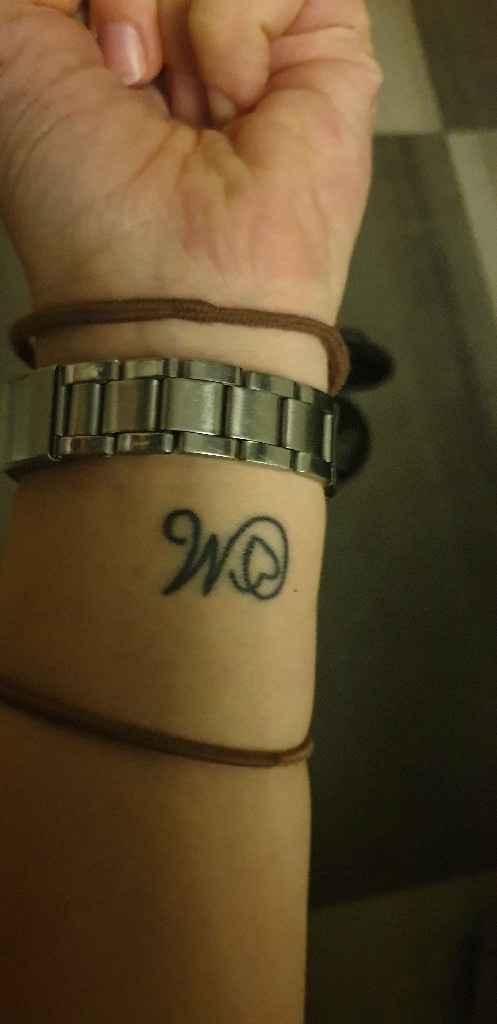 Tatuaggi dedicati ai figli - 1