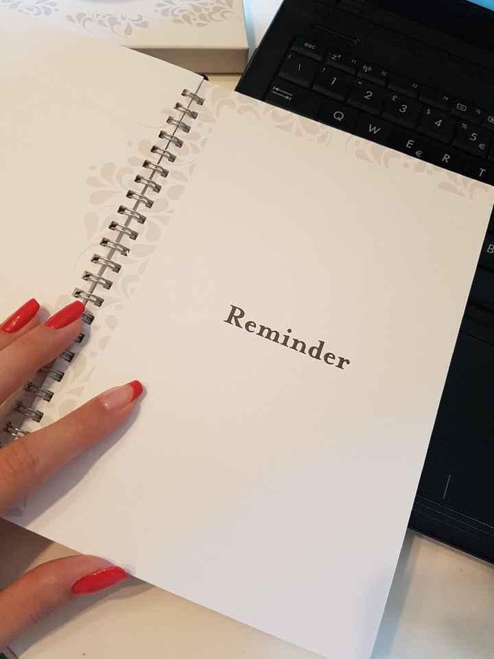 Il mio diario della sposa. - 6