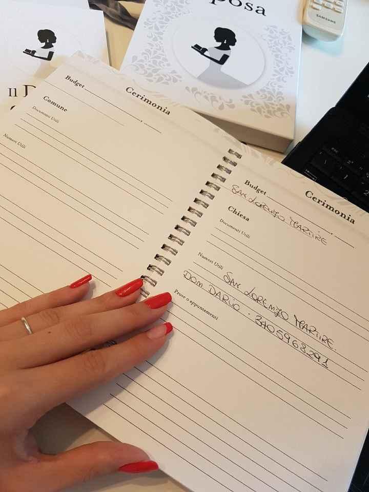 Il mio diario della sposa. - 12
