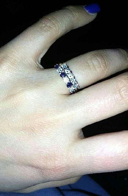 Anello di fidanzamento? Diamo il via alle foto più brillanti del 2018! =d 18
