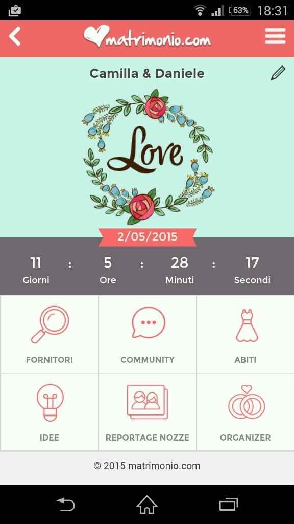 - 12 giorni al matrimonio - 1