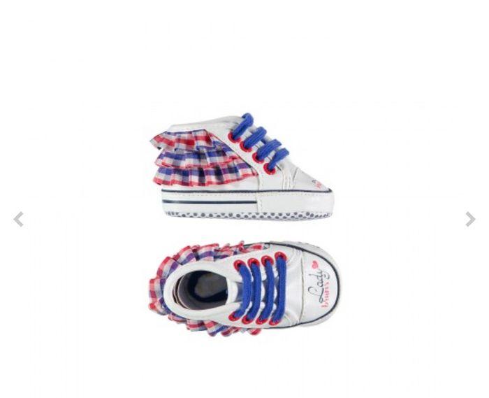 Taglia scarpe neonato 1