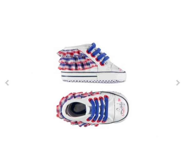 Taglia scarpe neonato - 1