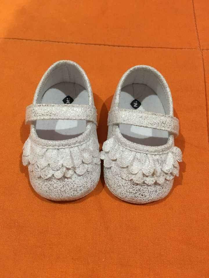 Taglia scarpe neonato - 2