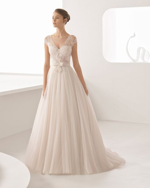 81c1c63dc56f Prezzo abito Rosa Clarà - Moda nozze - Forum Matrimonio.com