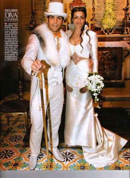 Matrimonio In Russo : Clemente russo e sposa horribilisssss vip forum
